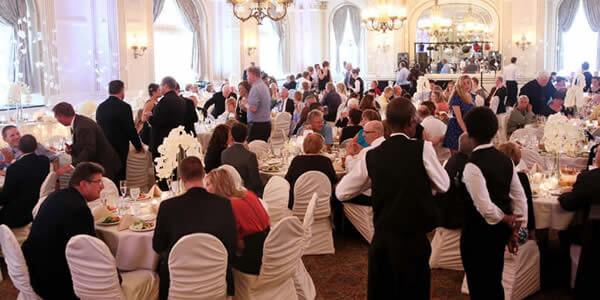 Astor Hotel Dining Room